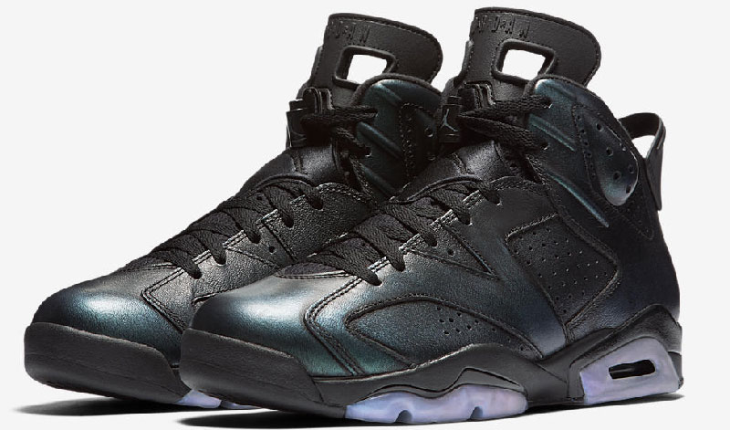 "Air Jordan 6 ""Gotta Shine"" 907961-015"