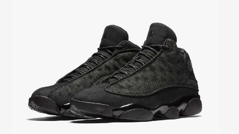 Air Jordan 13 Black Cat