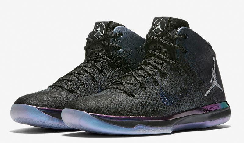 "Air Jordan 31 ""Gotta Shine"""
