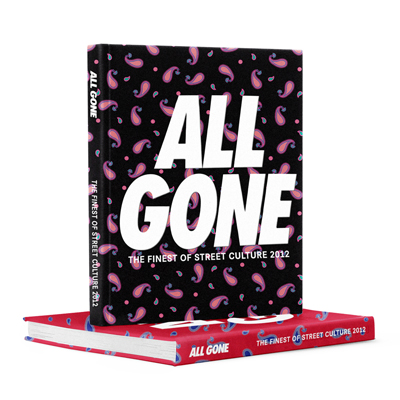 All Gone 2012 Book by la MJC