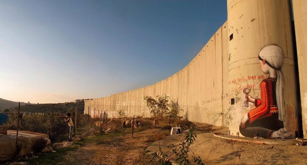 Julien Malland Seth - Bethléem Palestine