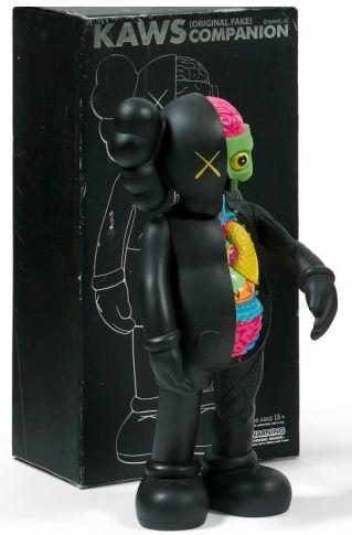 Kaws-Dissected-Companion-Black-2006