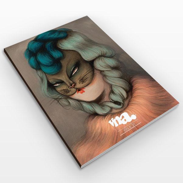 Miss Van Cover VNA issue 21