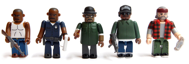 Medicom Toy X Rockstar Games - Grand Theft Auto San Andreas Kubrick Sets