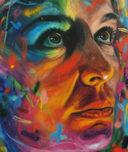 Exposition David Walker Galerie MathGoth