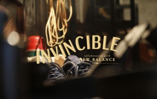 New-balance X invincible