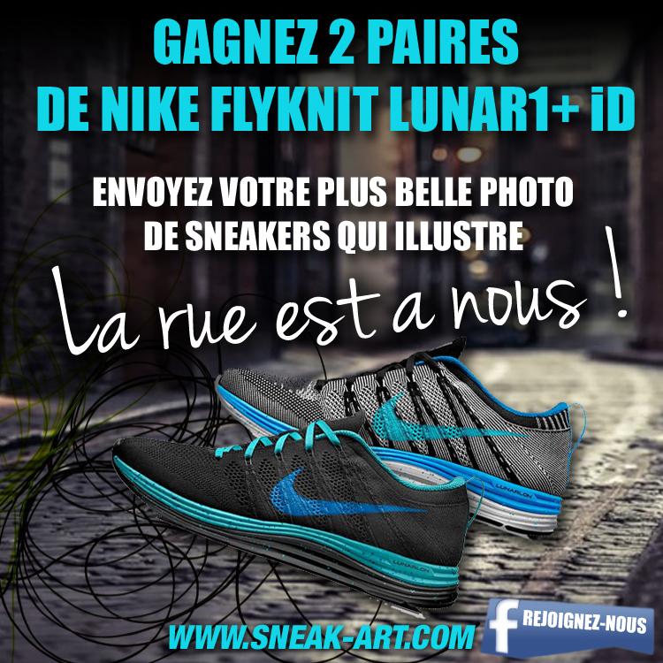 """Concours Photo Sneak-Art: """"la rue est à nous !"""""""