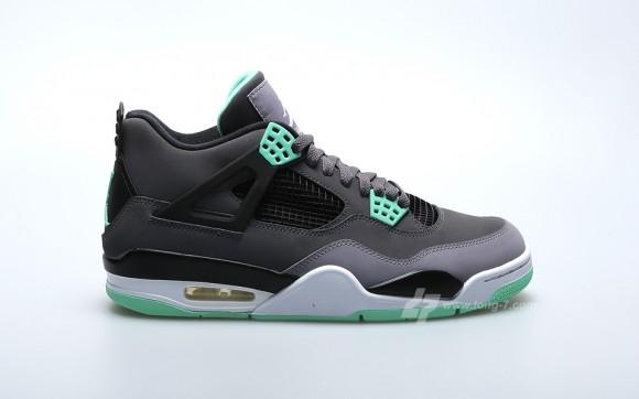 Air Jordan 4 Green Glow 600x345