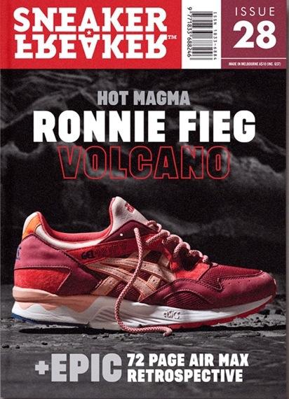 Ronnie Fieg X Asics Gel Lyte V Volcano