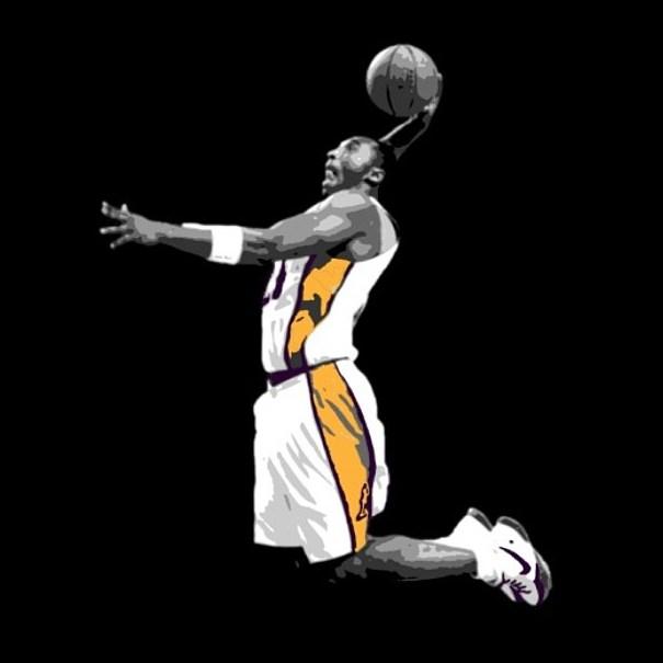 Kobe Dunking - Kevgar10