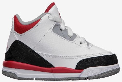 Air Jordan 3 pour bébé