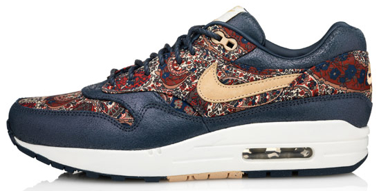 Air Max X 1 London Nike Liberty nOvm08Nw