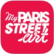 Logo My Paris Street Art