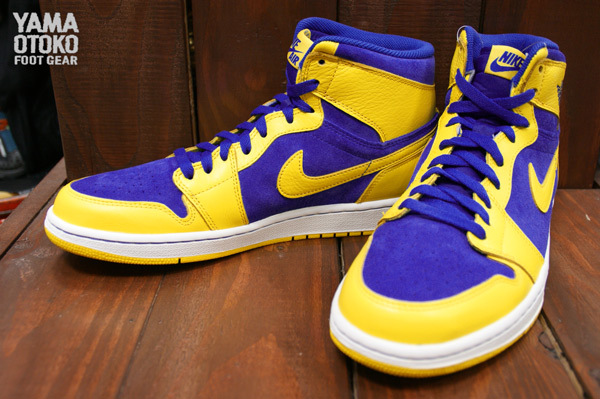 Air Jordan 1 laney 2013