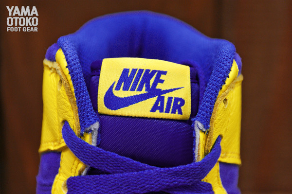 Nike Air Jordan 1 laney 555088-707