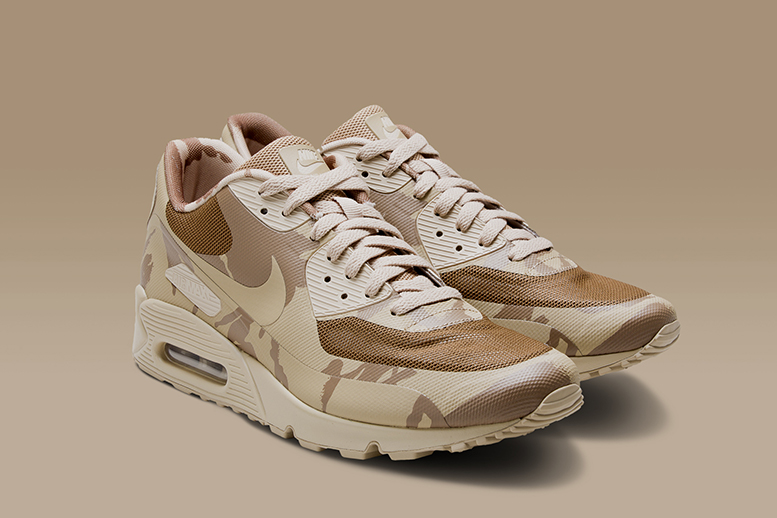 Nike Air Max 90 UK Camo Pack
