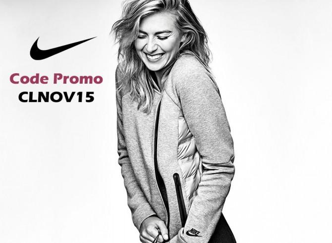 Code Promo Nike CLNOV15 - Novembre 2015