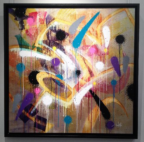 Exposition-Mist-Son-of-Actarus-Galerie-LeFeuvre-Tableau1