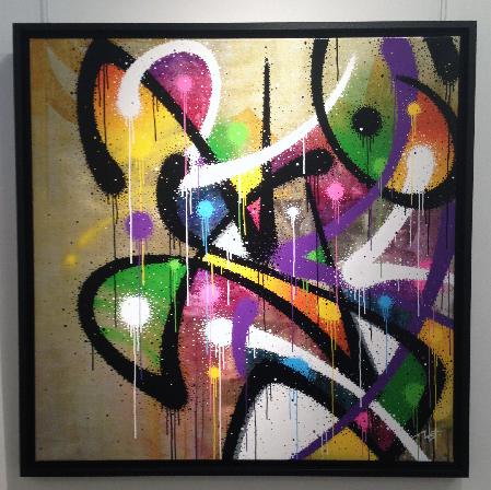 Exposition-Mist-Son-of-Actarus-Galerie-LeFeuvre-Tableau5