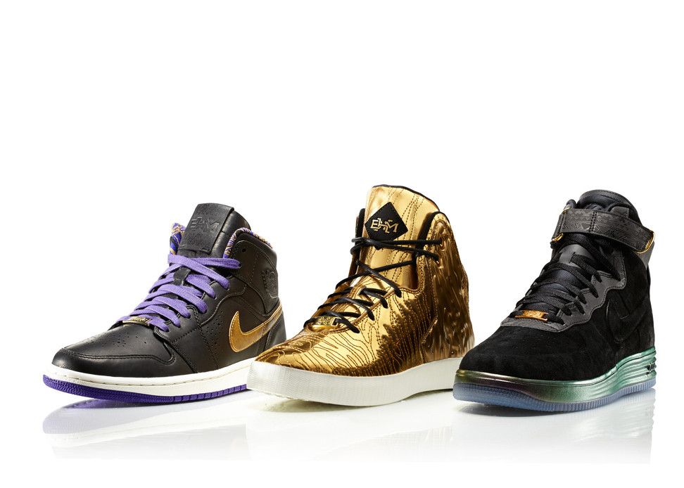 BHM Collection Celebrates Sport Royalty 2014