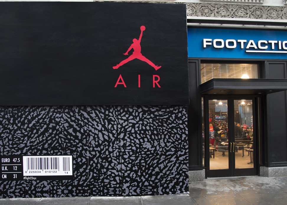 Boutique Jordan Brand New York
