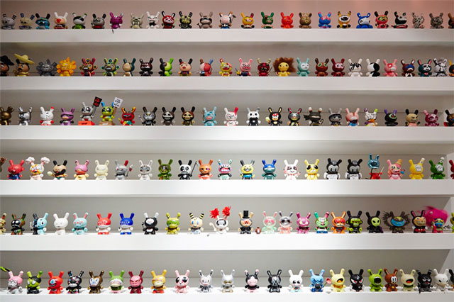 Dunny-Collection-this-is-not-a-toy