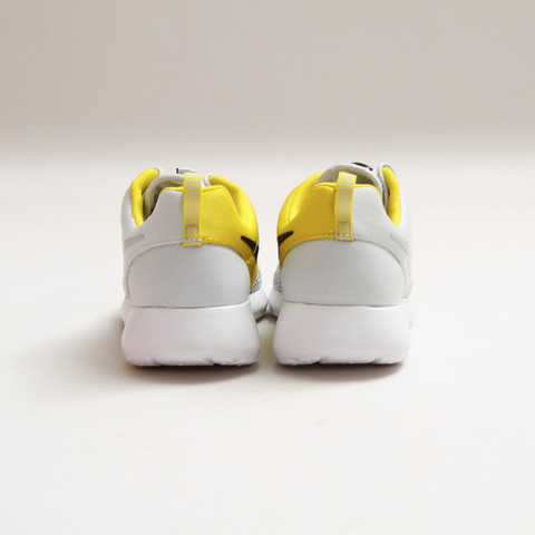 Nike Rosherun Premium Light Base Grey Bright Citrus Concept