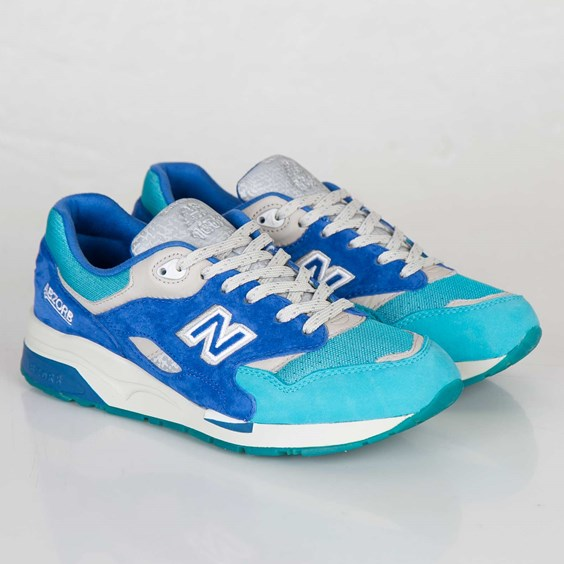 New Balance 1600 x Nice Kicks Grand Anse 1