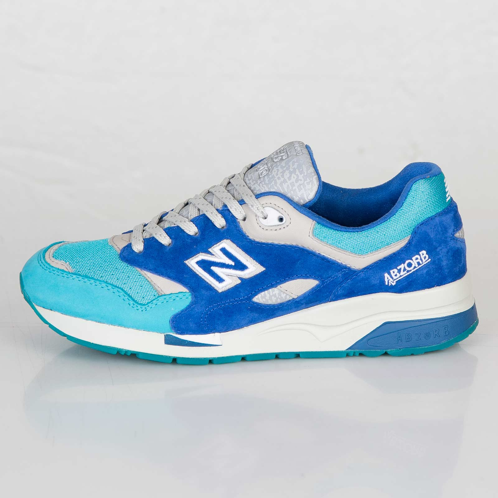 New Balance 1600 x Nice Kicks Grand Anse 2014