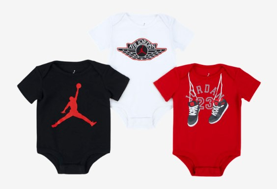 Body Air Jordan Bebe