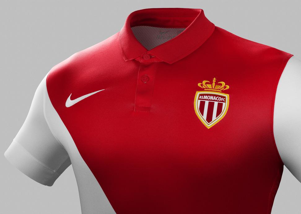 AS Monaco FC Maillot Nike