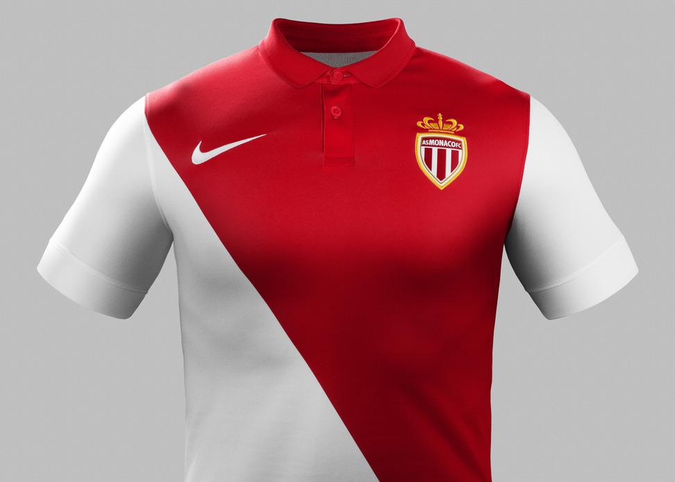 Nike AS Monaco FC MAillot