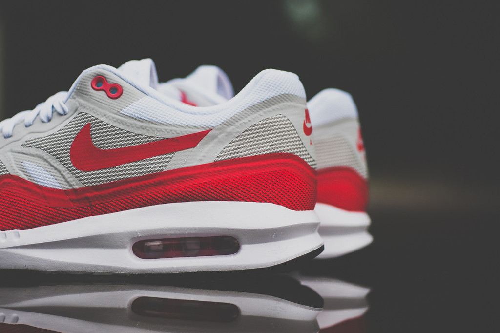 Nike Air Max 1 Lunar OG Sport Red 2014