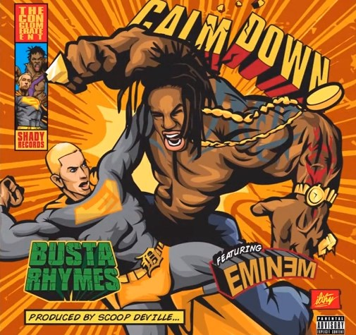Calm Down - Busta Rhymes feat Eminem