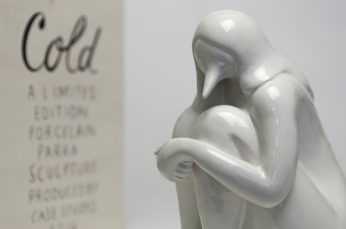 Parra X Case Studyo sculpture Cold