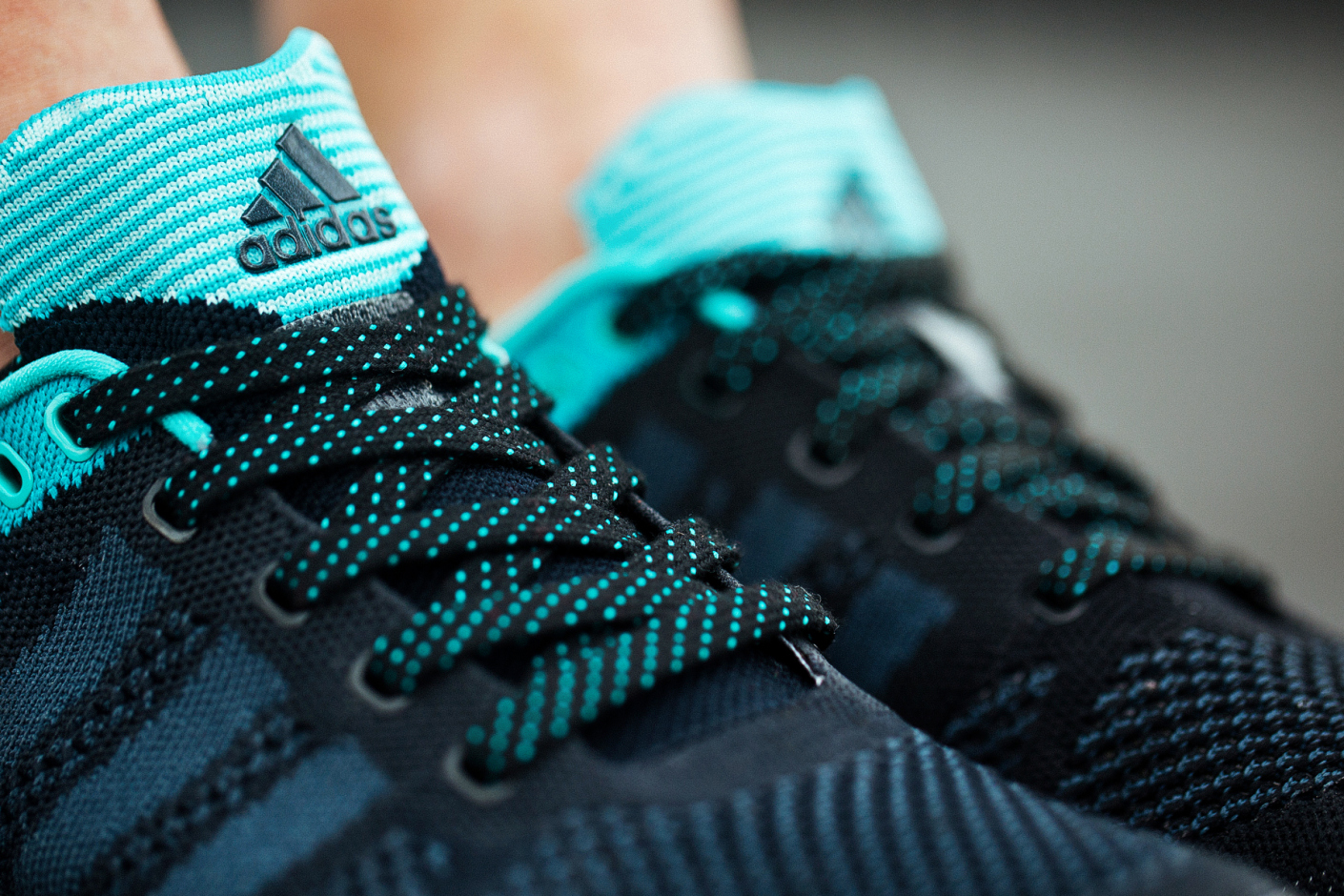 Adidas Adizero Feather Primeknit details