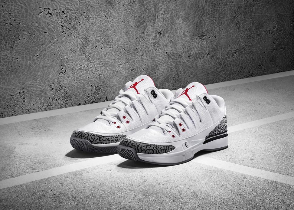 NikeCourt Zoom Vapor AJ3 By Jordan