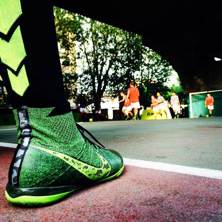 Chaussure de football Nike Elastico Superfly