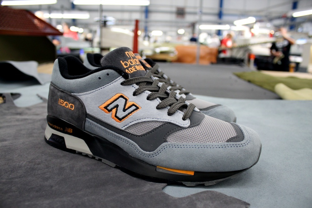 New Balance 1500 x Starcow Paris - Made In England - Grey