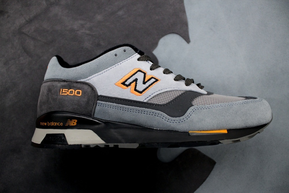 New Balance 1500 x Starcow Paris - Made In England - Grey3