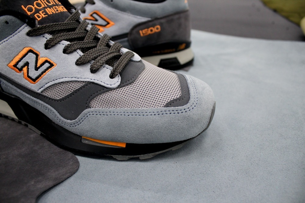 New Balance 1500 x Starcow Paris - Made In England - Grey4