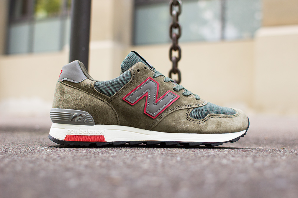 New Balance 1400 Catch 22 Green Army