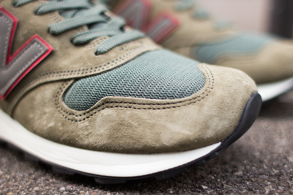 Détails de la New Balance M1400 Catch 22