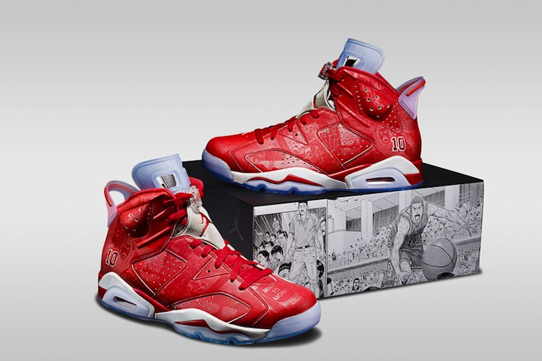Air Jordan 6 Slam Dunk 2014