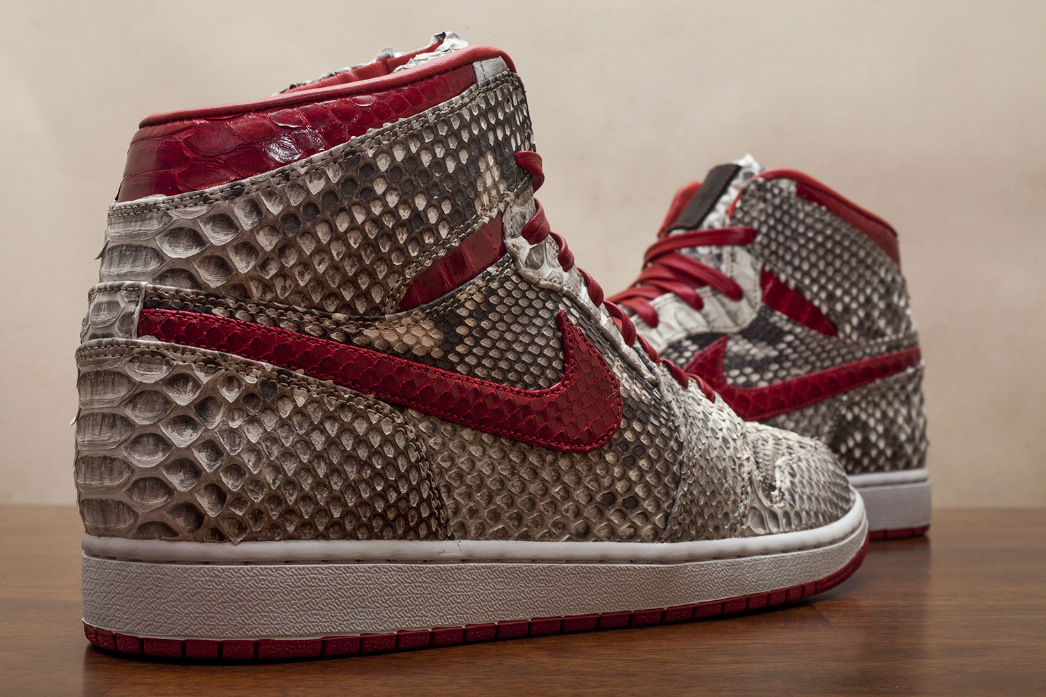 Natural_Metallic_Red_Air_Jordan_1_Custom_by_JBF3