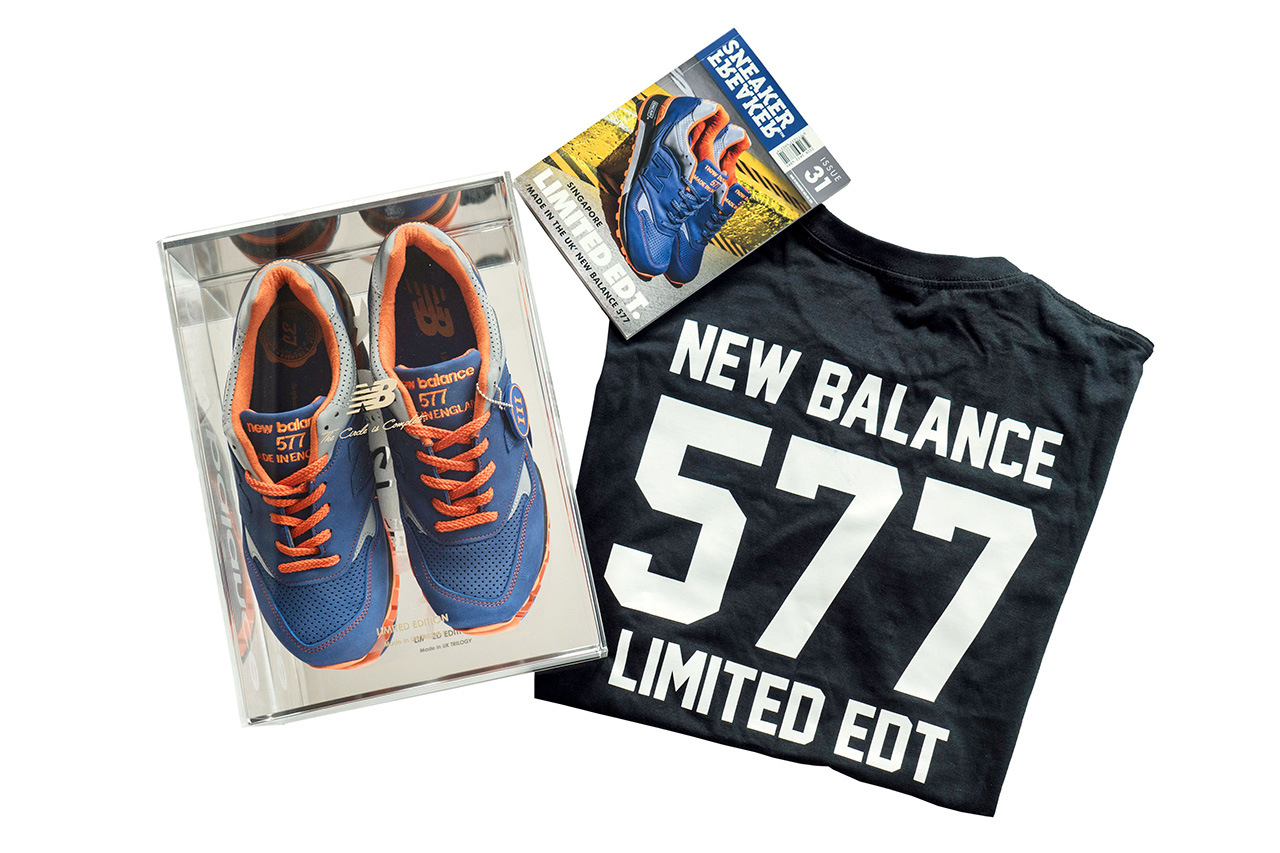 New Balance Limited EDT 577