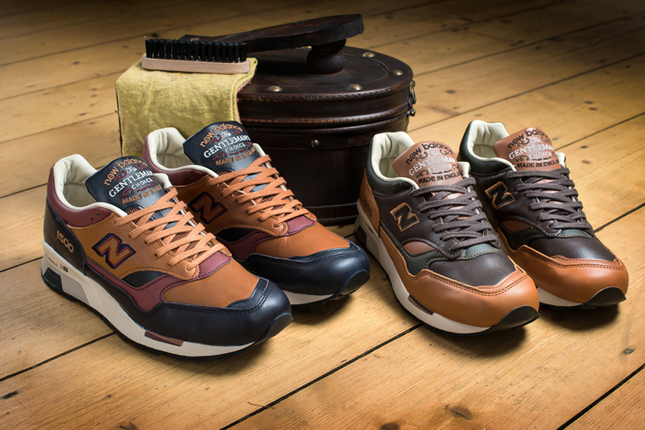 New Balance M1500 The Gentlemans Choice Pack