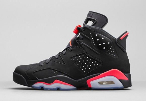 Air Jordan 6 Black Infrared 940x654