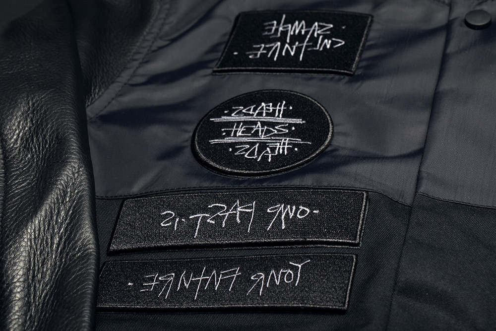 Nike Destroyer Jacket X Mo Wax Collection