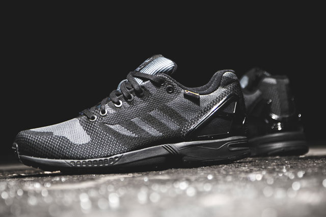 Adidas ZX Flux Weave OG Gore-Tex Black